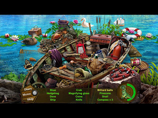 Legacy: Witch Island. Origin - Screen 1