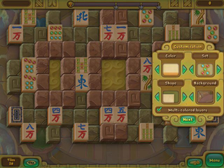 Legendary Mahjong - Screen 2