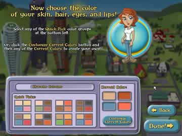 Life Quest - Screen 1