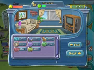 Life Quest - Screen 2