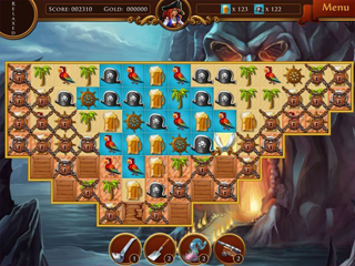 Lost Bounty - A Pirate's Quest - Screen 1