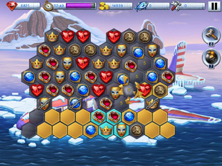 Lost in Reefs: Antarctic - Screen 2