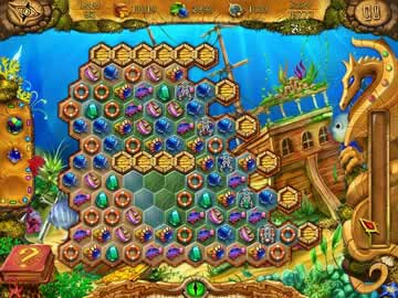 Lost in Reefs - Screen 1