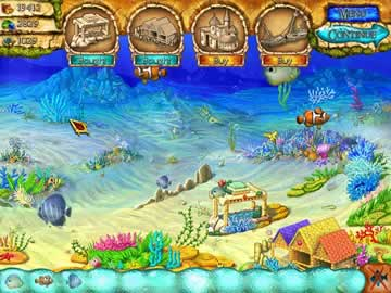 Lost in Reefs - Screen 2