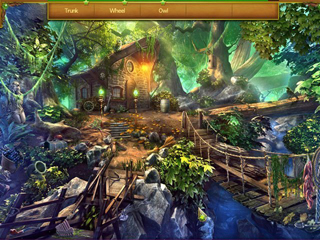 Lost Island: Eternal Storm - Screen 1