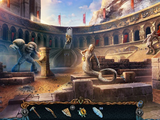 Lost Lands: The Golden Curse Collector's Edition - Screen 1