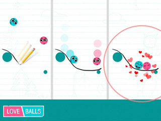 Love Balls - Screen 2