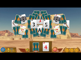 Luxor Solitaire - Screen 2