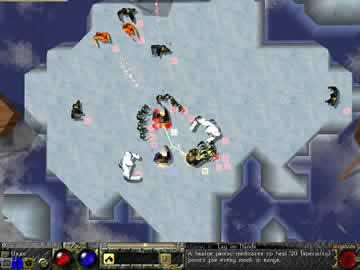 Mage Bane 2 - Screen 1