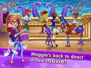 Maggie's Movies - Second Shot - Screen 1
