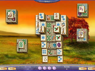 Mahjong Fortuna 2 - Screen 1