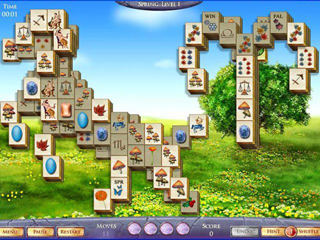 Mahjong Fortuna 2 - Screen 2