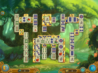Mahjong Magic Journey 3 - Screen 1