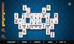Mahjong Solitaire - Screen 2