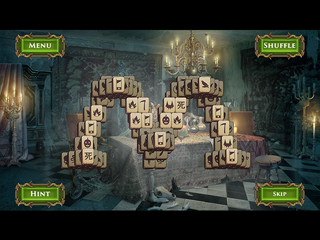 MahJong Stories: Vampire Romance - Screen 1
