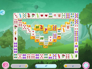 Mahjong Valentine's Day - Screen 1