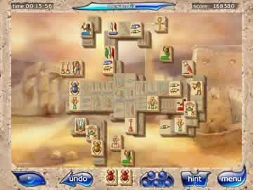 Mahjongg Artifacts - Screen 1