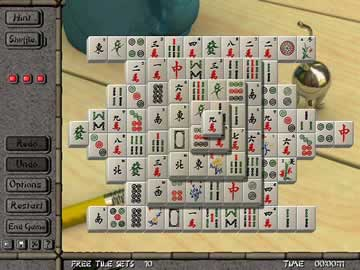 Mahjongg Variations - Screen 1