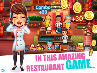 Mary le Chef - Cooking Passion Platinum Edition - Screen 1