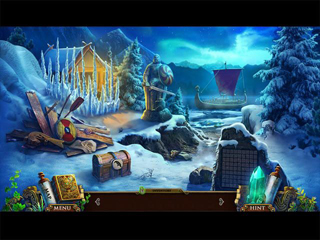 Mayan Prophecies: Blood Moon Collector's Edition - Screen 2