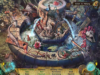 Mayan Prophecies: Cursed Island - Screen 1
