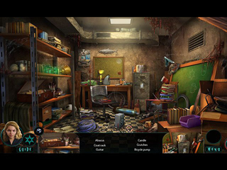 Maze: Sinister Play Collector's Edition - Screen 1