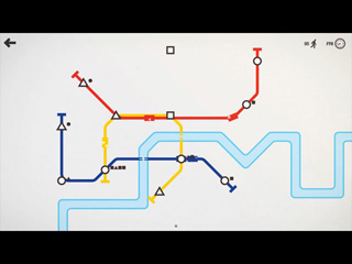 Mini Metro - Screen 1