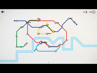 Mini Metro - Screen 2