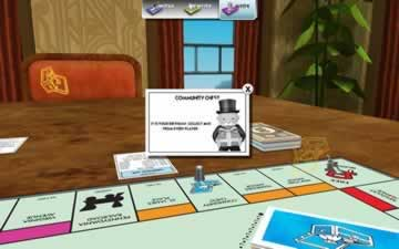 Monopoly - Screen 1