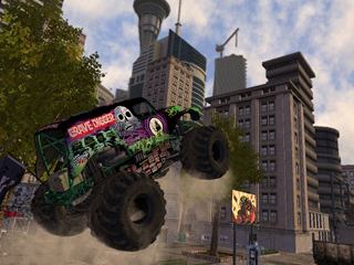 Monster Jam - Screen 1