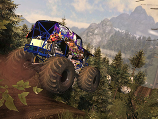 Monster Jam - Screen 2