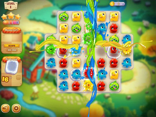 Monster Toons - Screen 1