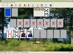 Most Popular Solitaire - Screen 1
