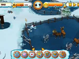 My Arctic Farm - Screen 2