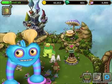 My Singing Monsters - Screen 1