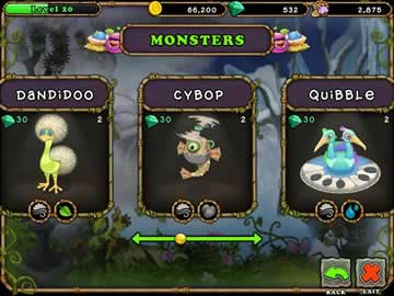 My Singing Monsters - Screen 2