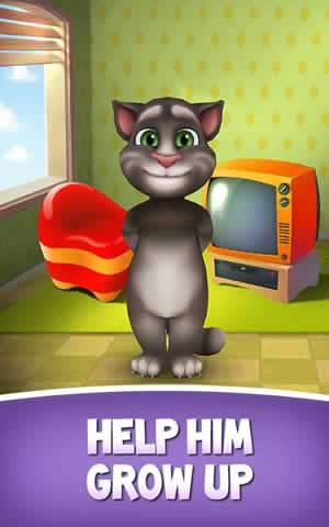 My Talking Tom - Screen 2