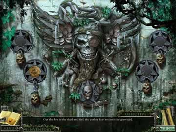 Mystery Case Files: 13th Skull - Screen 2