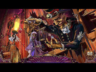 Mystery Case Files: Fate's Carnival Collector's Edition - Screen 1