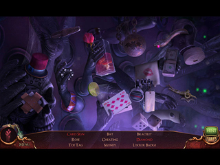 Mystery Case Files: The Black Veil Collector's Edition - Screen 1