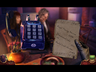 Mystery Case Files: The Black Veil Collector's Edition - Screen 2