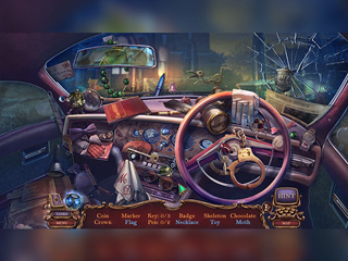 Mystery Case Files: The Harbinger Collector's Edition - Screen 2