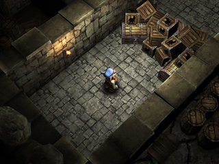 Mystery Maze Of Balthasar Castle - Screen 1