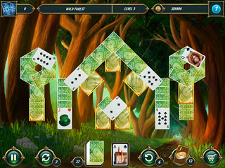 Mystery Solitaire - Grimms Tales 2 - Screen 2