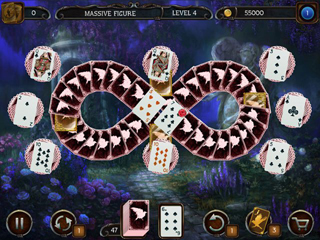 Mystery Solitaire: Arkham's Spirits - Screen 2