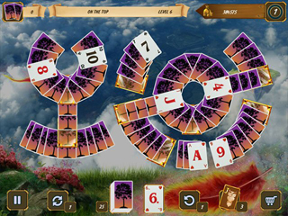 Mystery Solitaire Dreamcatcher - Screen 1