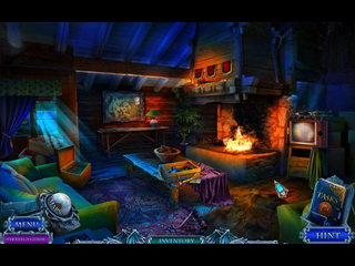 Mystery Tales: Eye of the Fire Collector's Edition - Screen 1
