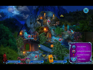 Mystery Tales: Eye of the Fire Collector's Edition - Screen 2