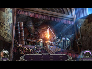 Mystery Trackers - Blackrows Secret Collector's Edition - Screen 1
