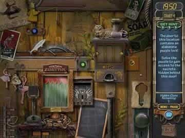 Mystery Case Files: Ravenhearst - Screen 2